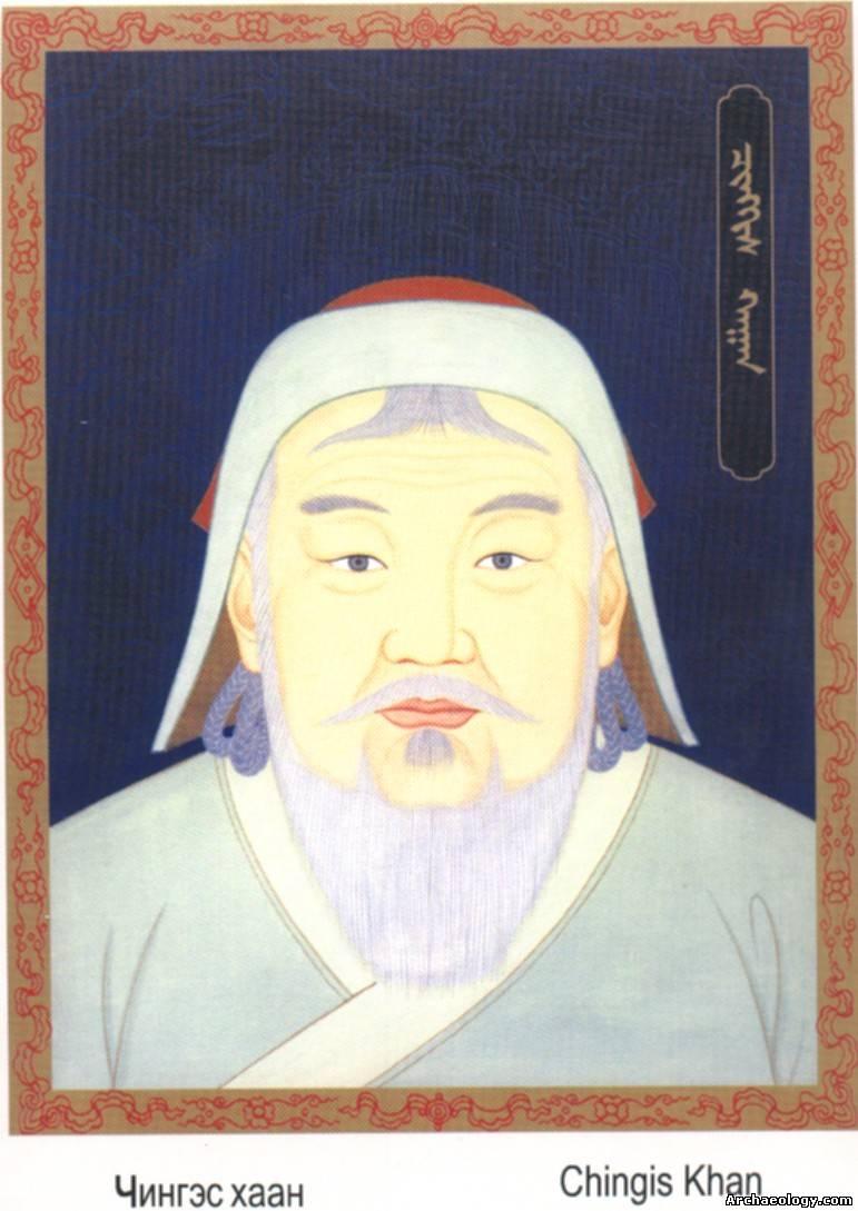 Их эзэн Чингис хааны угсааны 36 хаад